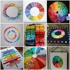 Chasing Cottons: color wheels