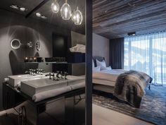 Rooms & Suites at Zhero Hotel in Ischgl, Austria - Design Hotels™
