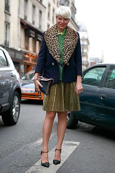 Photo by Anthea Simms. Retro Inspired Streetstyle