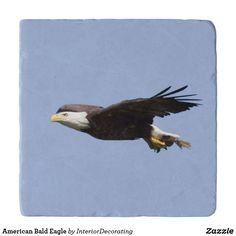 American Bald Eagle Trivet