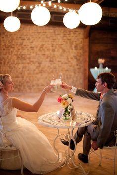 DIY Wedding Table Signs, 2014 Mr. & Mrs. Wedding Signs, Best Wedding Ideas #2014 #wedding #table #signs