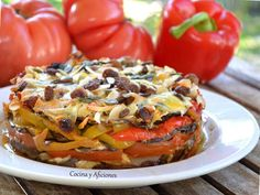Milcapas de verduras, queso y frutos secos, receta paso a paso
