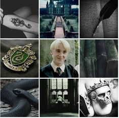 """Anonymous said: Draco Malfoy or Draco Malfoy? """"… I can help you, Draco"""". """"No you can't"""" said Malfoy, his wand hand shaking very badly indeed. He told me to do it or he'll kill me. Draco Malfoy Wand, Hermione, Four Houses Of Hogwarts, Dark Witch, Slytherin House, Tom Felton, Drarry, Snakes, Mood Boards"""