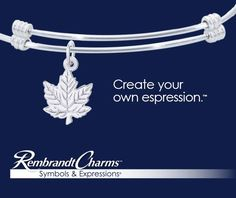 Rembrandt Charms available at #KorstenJewellers. Make your memories one charm at a time! http://korstenjewellers.com/