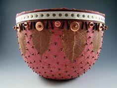 Angie Wiggins paper bowl