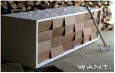 wood panel chaotic