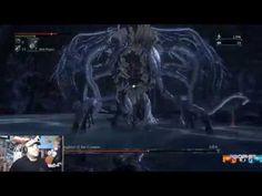 Bloodborne - Ebrietas Daughter of the Cosmos (Opttional) Boss #14 1080p ...