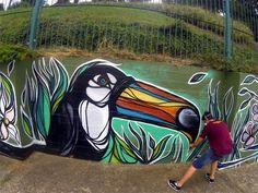 FPLO streetart Brazil