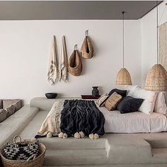 Little Additions - Interior Inspiration by Casa Cook Hotel. Images by Anna Malmburg. Home Bedroom, Bedroom Decor, Bedrooms, Modern Bedroom, Nature Bedroom, Bedroom Ideas, Bedroom Rustic, Costal Bedroom, Ethnic Bedroom