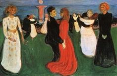 Edvard Munch_Dance of Life