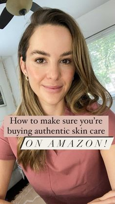 the_skinthusiast on Instagram: Did you know skin care from Amazon can be expired or fake?! Here's how to tell if the skin care you're buying from Amazon is in fact real… Care About You, To Tell, Did You Know, Skincare, Audio, Amazon, Stuff To Buy, Instagram, Amazons