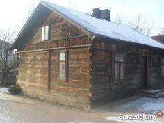 dom drewniany z bali do przeniesienia Wyszogród