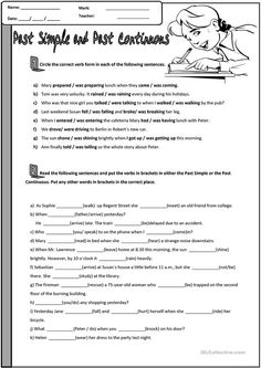 Aren't firefighters cool? – reading comprehension + grammar (comparative of equality, past simple vs. past continuous) tasks] KEYS INCLUDED pages)) ***editable worksheet - Free ESL printable worksheets made by teachers Grammar Quiz, Good Grammar, Grammar Practice, Grammar Lessons, Verb Worksheets, English Grammar Worksheets, Reading Comprehension Worksheets, School Worksheets, Printable Worksheets