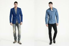 Calibre Winter 2014 Men's Lookbook | FashionBeans.com