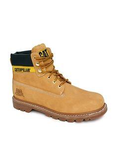 CAT Colorado Boots
