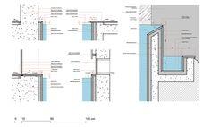 Imagem 34 de 39 da galeria de BAR/PISCINA/GALERIA / BCMF Arquitetos + MACh Arquitetos. Detalhe