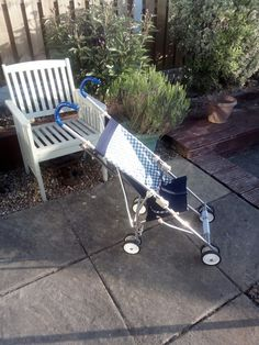 Mothercare Prams, Vintage Pram, Dollhouses, Outdoor Furniture, Outdoor Decor, Sun Lounger, Antiques, Classic, Baby