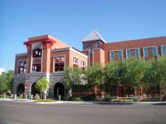 chandler fire station arizona | Chandler Fire Dept HQ