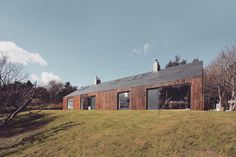Blakeburn Cottage by A449 Architects