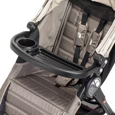 Baby Jogger Bakkebord/Childtray med kopholder
