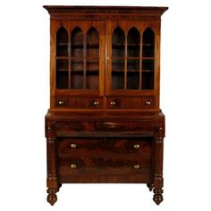Check out this item at One Kings Lane! 19th-C. Empire Secretary