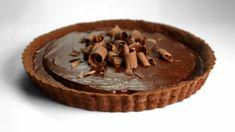 Triple  Chocolate  Tart by Carla Hall