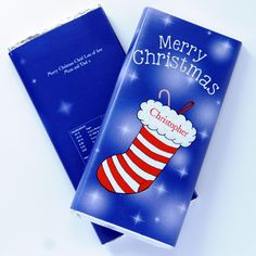 I Just Love It Personalised Christmas Chocolate Bar - Stocking Personalised Christmas Chocolate Bar - Stocking - Gift Details. Little ones (and big kids alike!) will be over the moon to receive this Personalised Christmas Chocolate Bar in their stocking from Sant http://www.MightGet.com/january-2017-11/i-just-love-it-personalised-christmas-chocolate-bar--stocking.asp