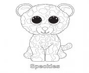 Ty Beanie Boo Coloring Pages Download And Print For Free Things