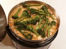Thaise curry uit de wok