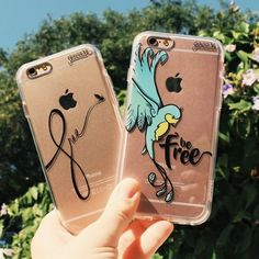 A delicate and beautiful message of freedom on our phone cases!  Much more on goca.se/buy #iphone #phonecase #samsung. Phone case by Gocase www.shop-gocase.com