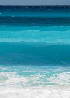 Mar turqueza