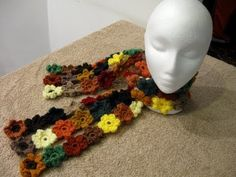 163 Best Crochet Inspirations Scarves Images In 2013