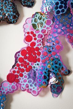 Art textiles , fabric manipulation , burn out A Level Textiles, Instalation Art, Design Textile, Fashion Design Sketchbook, Creative Textiles, Textiles Techniques, Arte Sketchbook, Body Adornment, Fabric Manipulation