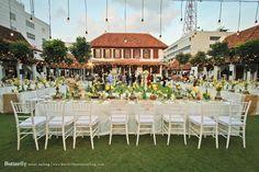 Top Outdoor Wedding Venues in Jakarta - the bride dept gedung arsip outdoor wedding venue jakarta