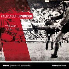 #IndependienteHistorico Fecha 4 del Torneo Metropolitano, en el Cilindro, #Independiente golea a Racing por 5-1.
