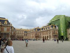 The Palace in Versailles