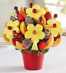 Fruit Bouquets: Deliver delicious fruit bouquets to share!