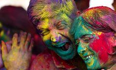 festival de colores india - Buscar con Google