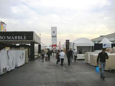 For anyone seriously interested in stone the place to be is at the 2014 Marmomacc show in Verona, Italy between 24th and 27th September. 1500 exhibitors will be there from nearly 60 countries.