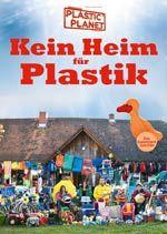 Plakat Experiment Kein Heim fuer Plastik