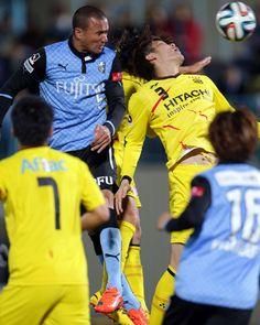 [ J1:第7節 川崎F vs 柏 ] 試合は川崎Fが優位に進めるものの、柏が決勝点を与えず1-1の引き分けで終了した。