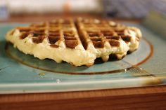 i used this recipe for waffles - Gluten Free Girl and the Chef- as an inspiration.