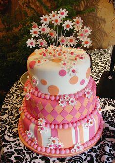 Spring or summer cake.