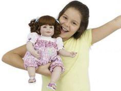 Boneca Butterfly kisses outfit - Adora Doll com as melhores condições você encontra no Magazine Raimundogarcia. Confira!