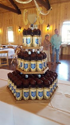 Bud Light Cupcakes As For The Basket On Top Sorry A