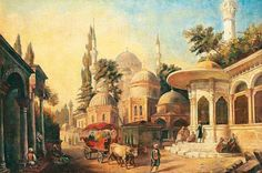 """İstanbul  via nevin kurtay """"Preserve, reserve, serve; the life and times of istanbul at the heart of historical center."""" www.armadaistanbul.com www.armadaistanbulculture.con"""