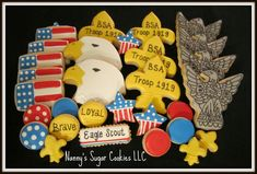 eagle cookies - Google Search