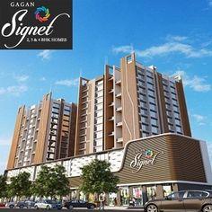 Gagan Signet - 2, 3 & 4 BHK flats by Gagan Developers at Market Yard Hills, Pune. To know more Visit: http://www.puneproperties.com/gagan-signet-flats-market-yard.html #PuneProperties #FlatsinPune #ApartmentsinPune #FlatsinMarketYard #ApartmentsinMarketYard