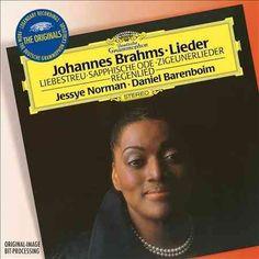 Daniel Barenboim - Originals: Brahms- Lieder