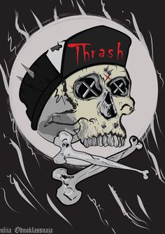 Thrashhhhhh-_____-